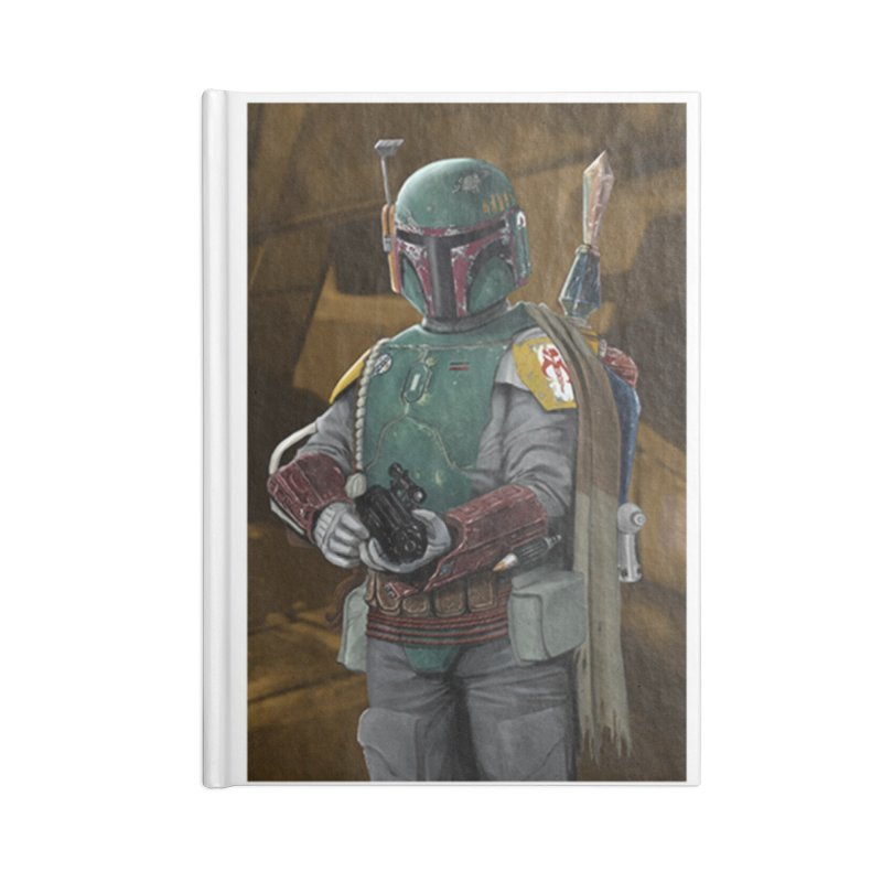 Star Wars - Boba Fett Accessories Notebook by Evolution Comics INC