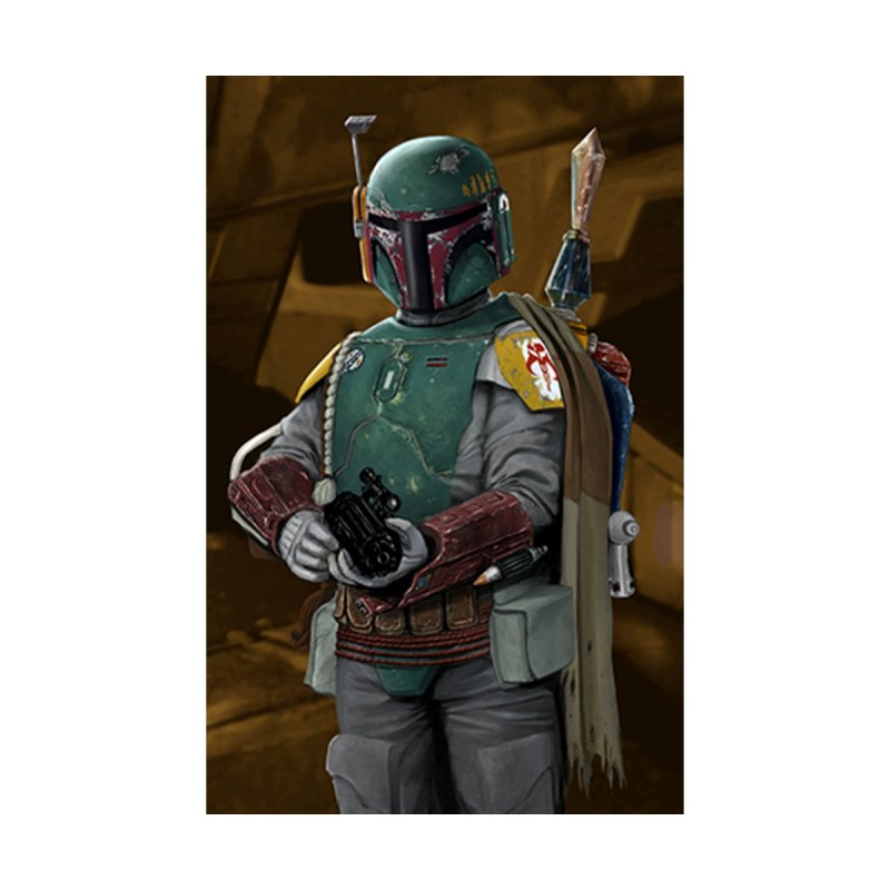 Star Wars - Boba Fett by Evolution Comics INC