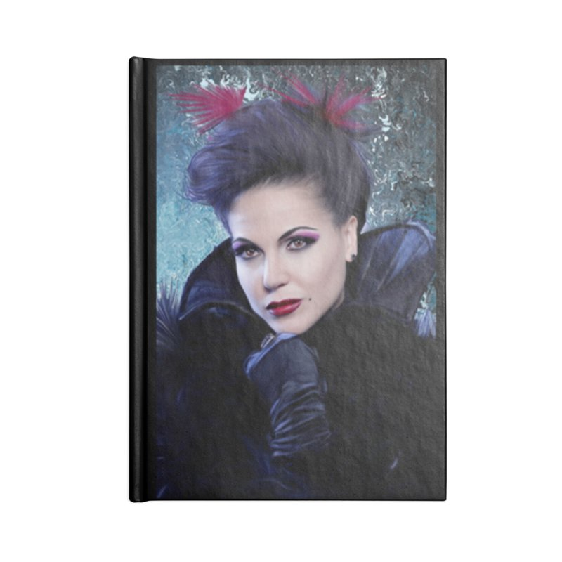 Once Upon A Time - Regina Accessories Notebook by Evolution Comics INC