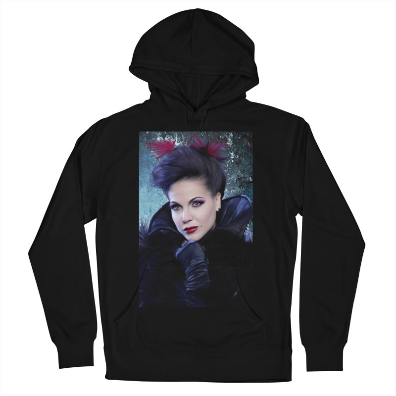 Once Upon A Time - Regina Men's French Terry Pullover Hoody by Evolution Comics INC
