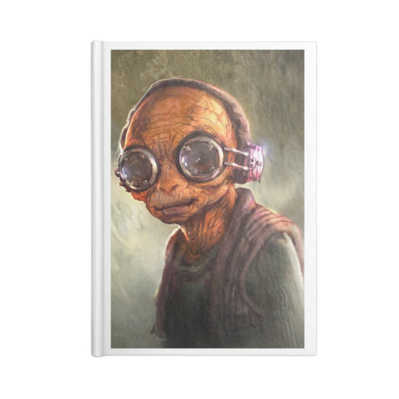Star Wars - Maz Kanata Accessories Notebook by Evolution Comics INC