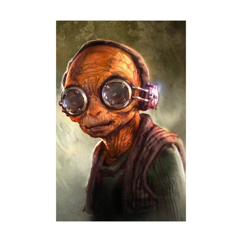 Star Wars - Maz Kanata by Evolution Comics INC