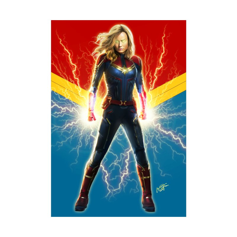 Captain Marvel by Evolution Comics INC