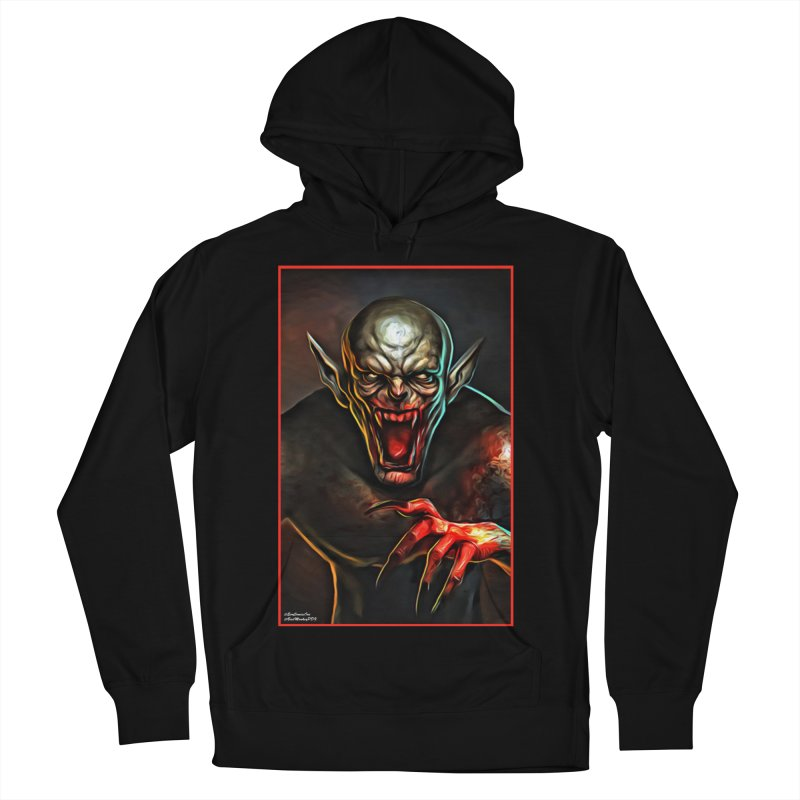 Universal - Vampire Women's French Terry Pullover Hoody by Evolution Comics INC