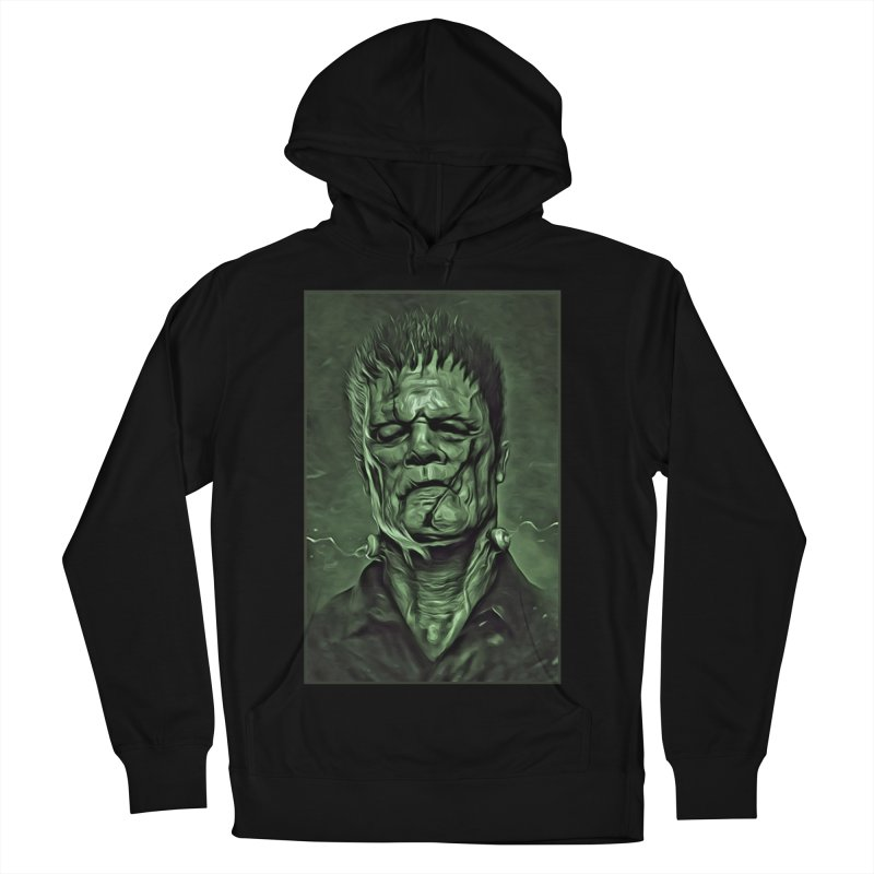 Universal - Frankenstein Women's French Terry Pullover Hoody by Evolution Comics INC
