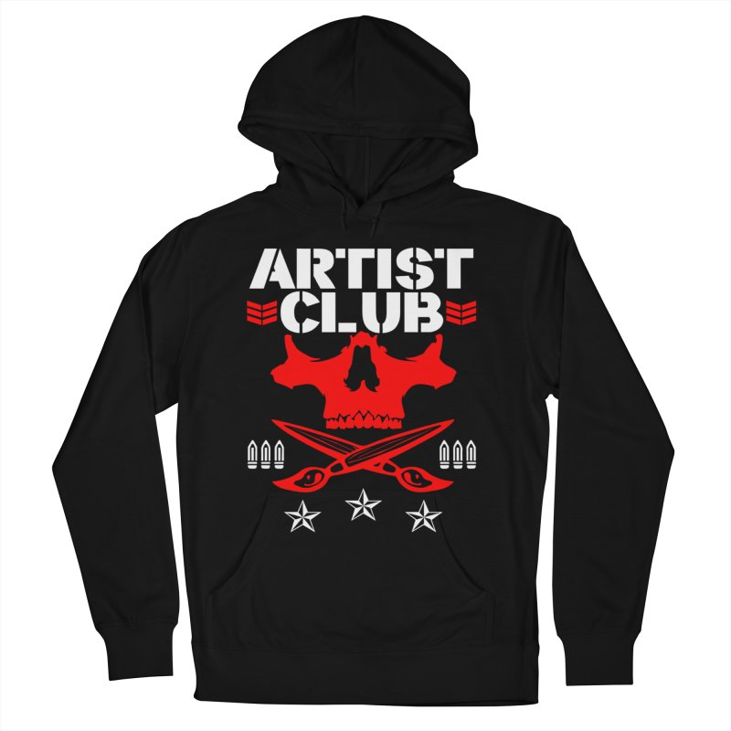 Artist Club Women's French Terry Pullover Hoody by Evolution Comics INC