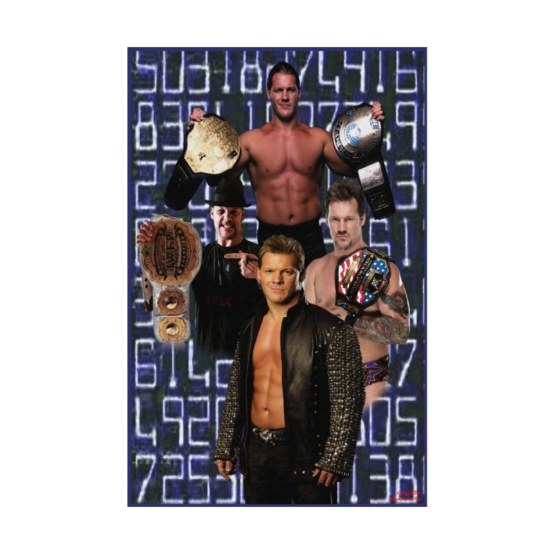 Chris Jericho - Best In The World Men's T-Shirt by Evolution Comics INC
