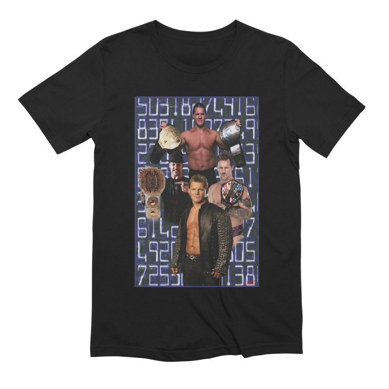 Chris Jericho - Best In The World Men's Extra Soft T-Shirt by Evolution Comics INC