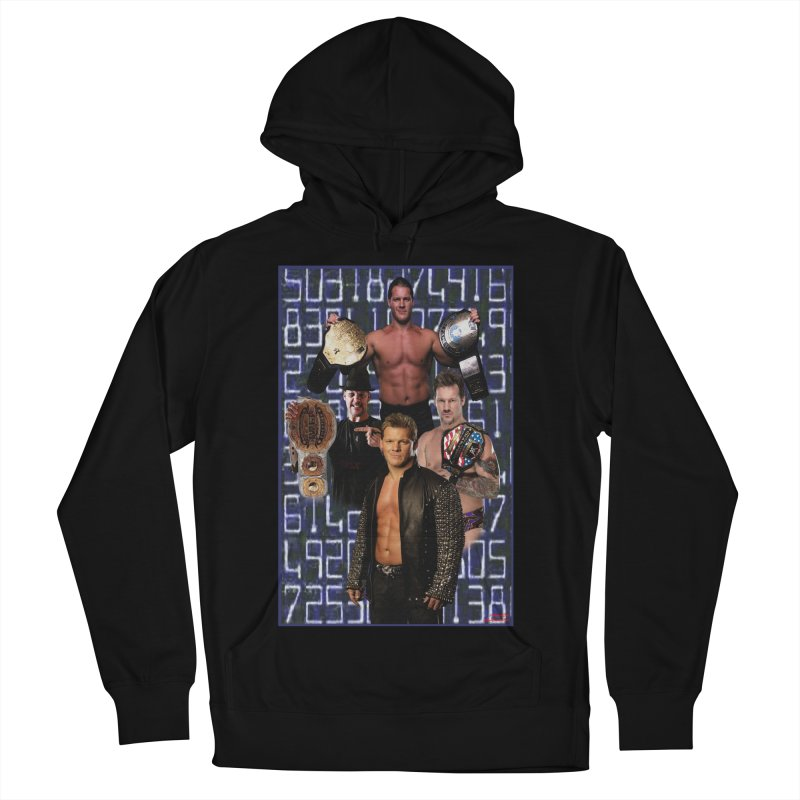 Chris Jericho - Best In The World Women's French Terry Pullover Hoody by Evolution Comics INC