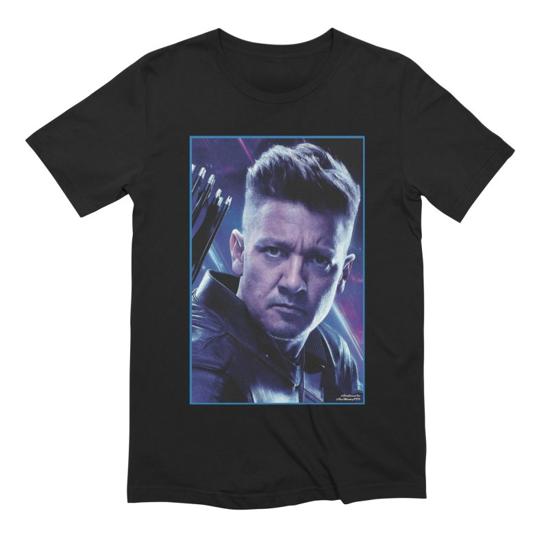 Hawkeye Men's Extra Soft T-Shirt by Evolution Comics INC