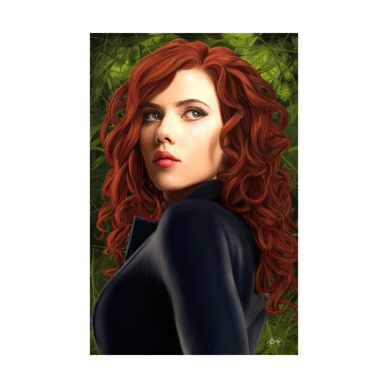 Black Widow by Evolution Comics INC