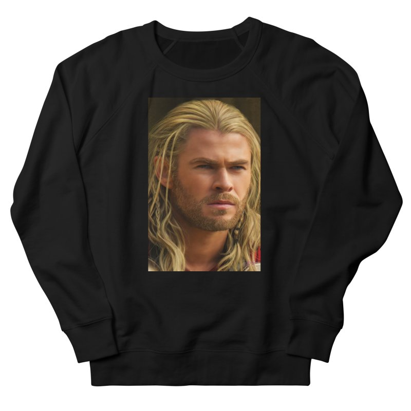 Thor Men's Sweatshirt by Evolution Comics INC