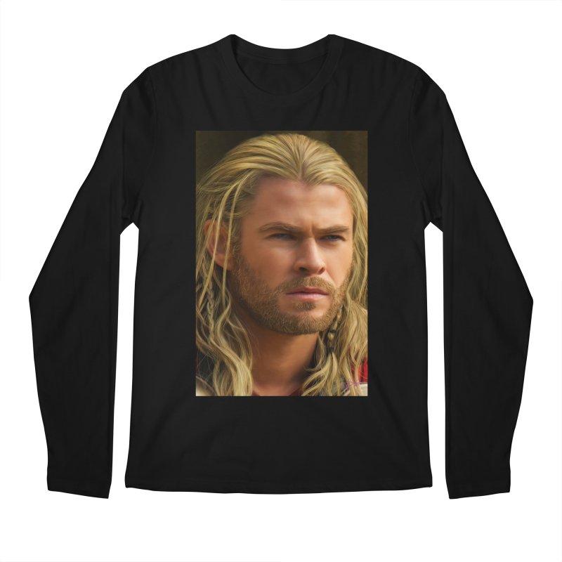 Thor Men's Regular Longsleeve T-Shirt by Evolution Comics INC