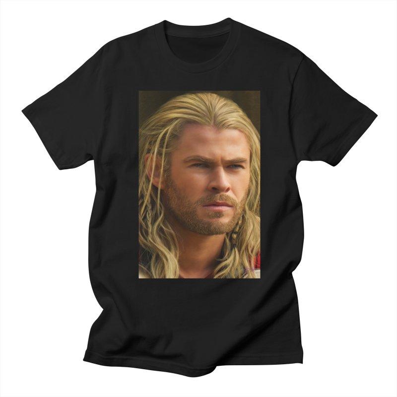 Thor Women's Regular Unisex T-Shirt by Evolution Comics INC