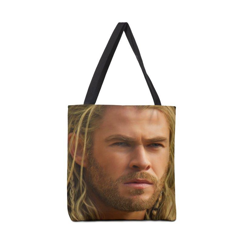 Thor Accessories Tote Bag Bag by Evolution Comics INC