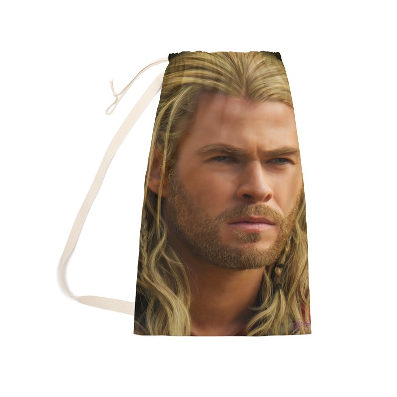 Thor Accessories Laundry Bag Bag by Evolution Comics INC