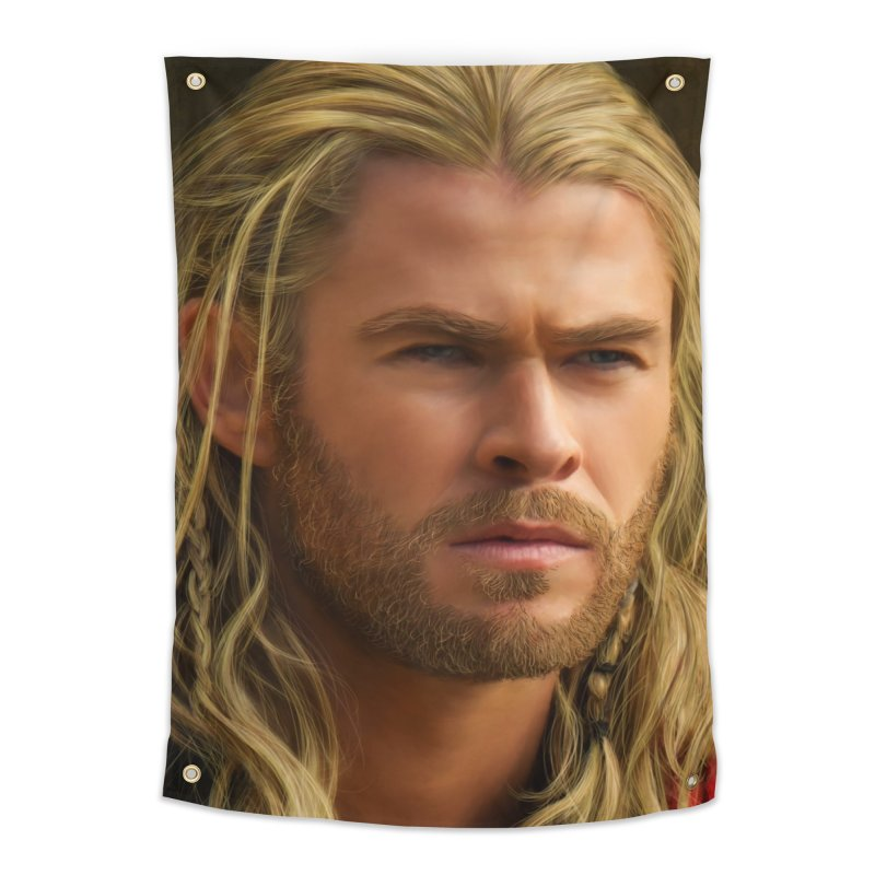 Thor Home Tapestry by Evolution Comics INC