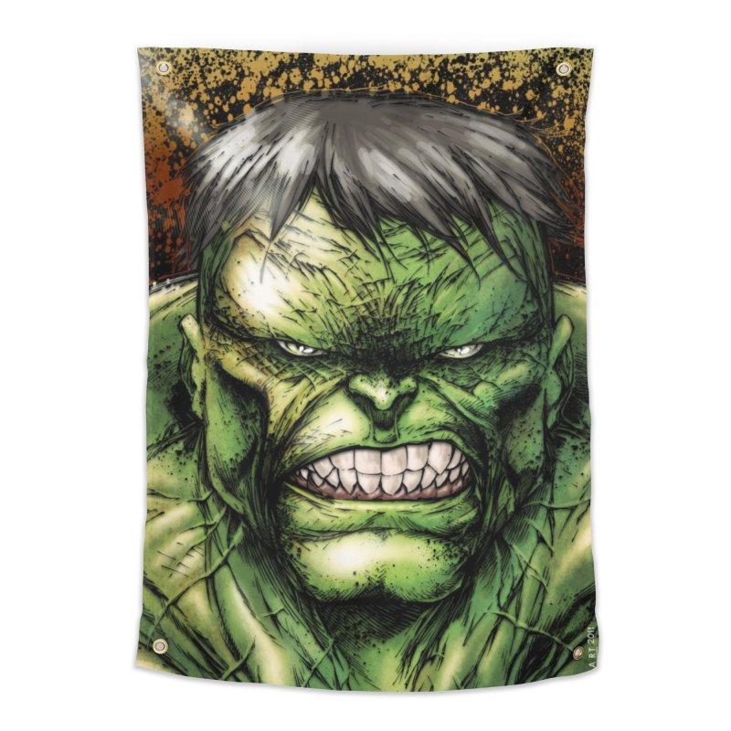 Hulk Home Tapestry by Evolution Comics INC