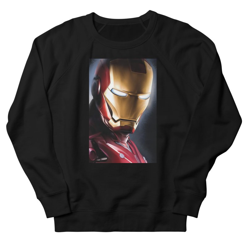 Iron Man Men's Sweatshirt by Evolution Comics INC