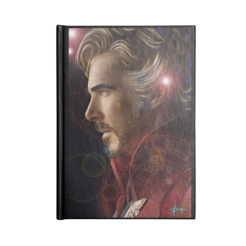 Dr Strange Accessories Lined Journal Notebook by Evolution Comics INC