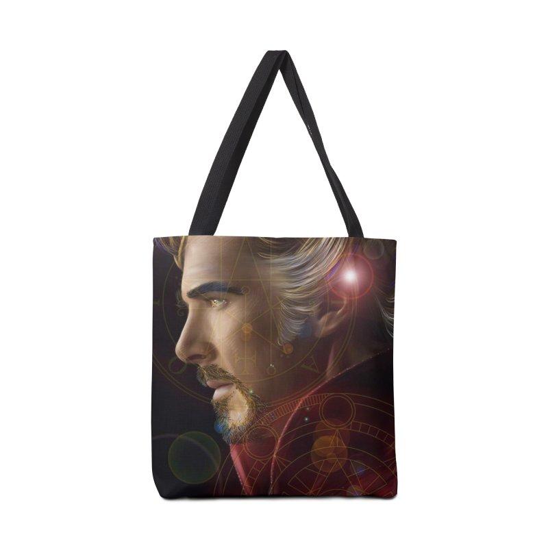 Dr Strange Accessories Tote Bag Bag by Evolution Comics INC