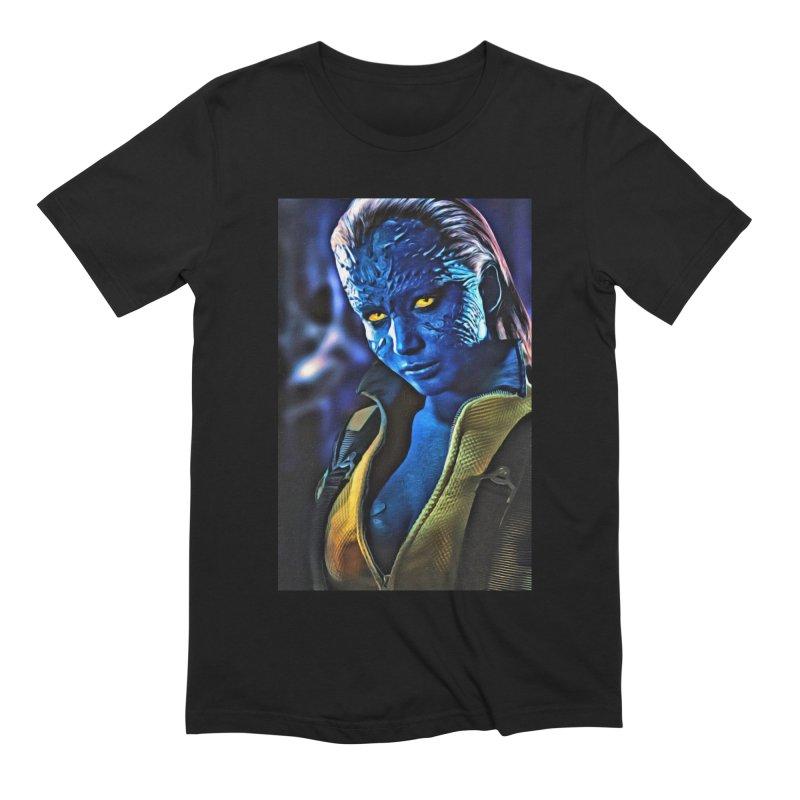 Mystique Men's Extra Soft T-Shirt by Evolution Comics INC