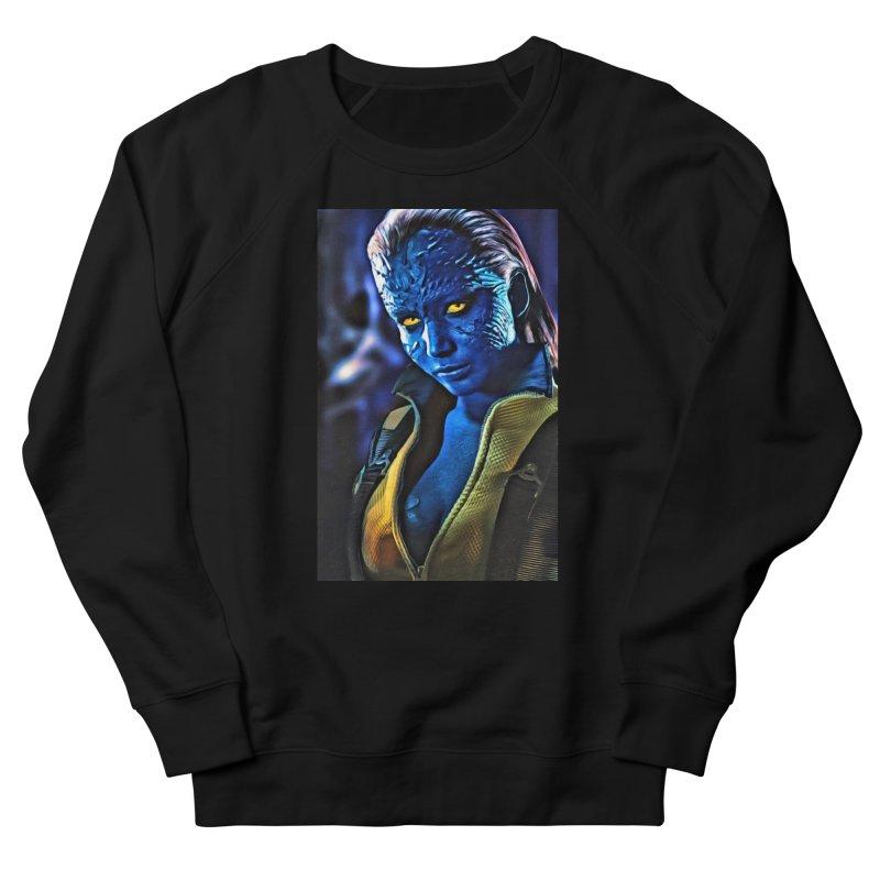 Mystique Men's Sweatshirt by Evolution Comics INC
