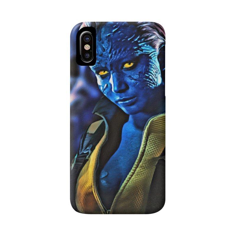 Mystique Accessories Phone Case by Evolution Comics INC