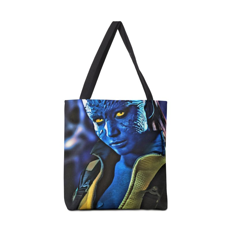 Mystique Accessories Tote Bag Bag by Evolution Comics INC