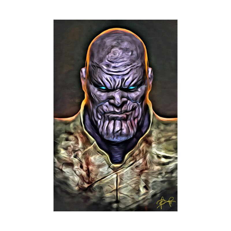 Thanos by Evolution Comics INC
