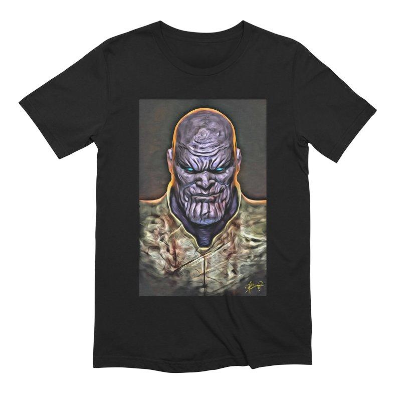 Thanos Men's Extra Soft T-Shirt by Evolution Comics INC