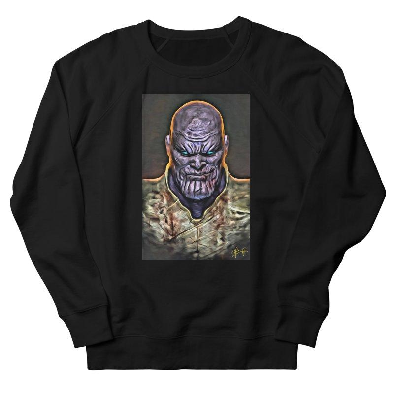 Thanos Men's Sweatshirt by Evolution Comics INC