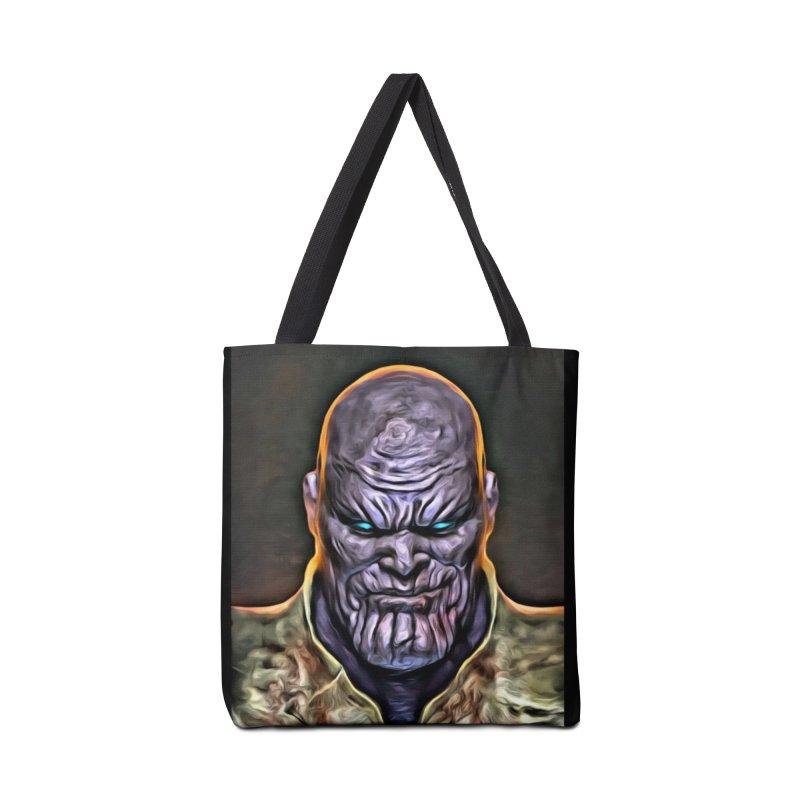 Thanos Accessories Tote Bag Bag by Evolution Comics INC
