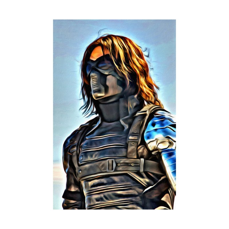 Bucky Barns - Winter Soldier by Evolution Comics INC