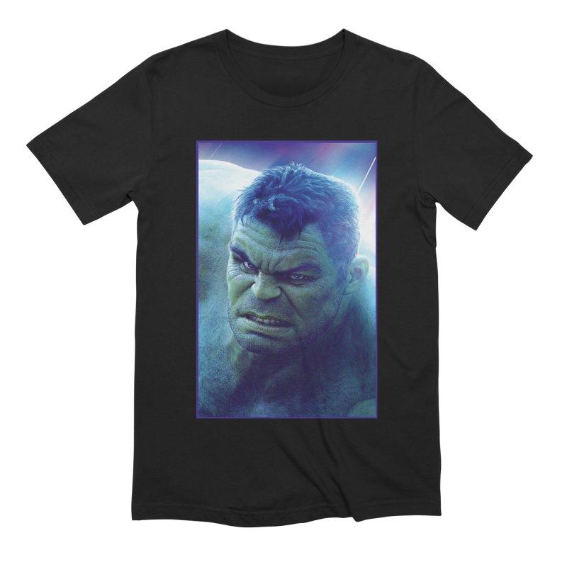 Hulk Men's Extra Soft T-Shirt by Evolution Comics INC