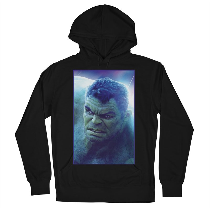 Hulk Women's French Terry Pullover Hoody by Evolution Comics INC
