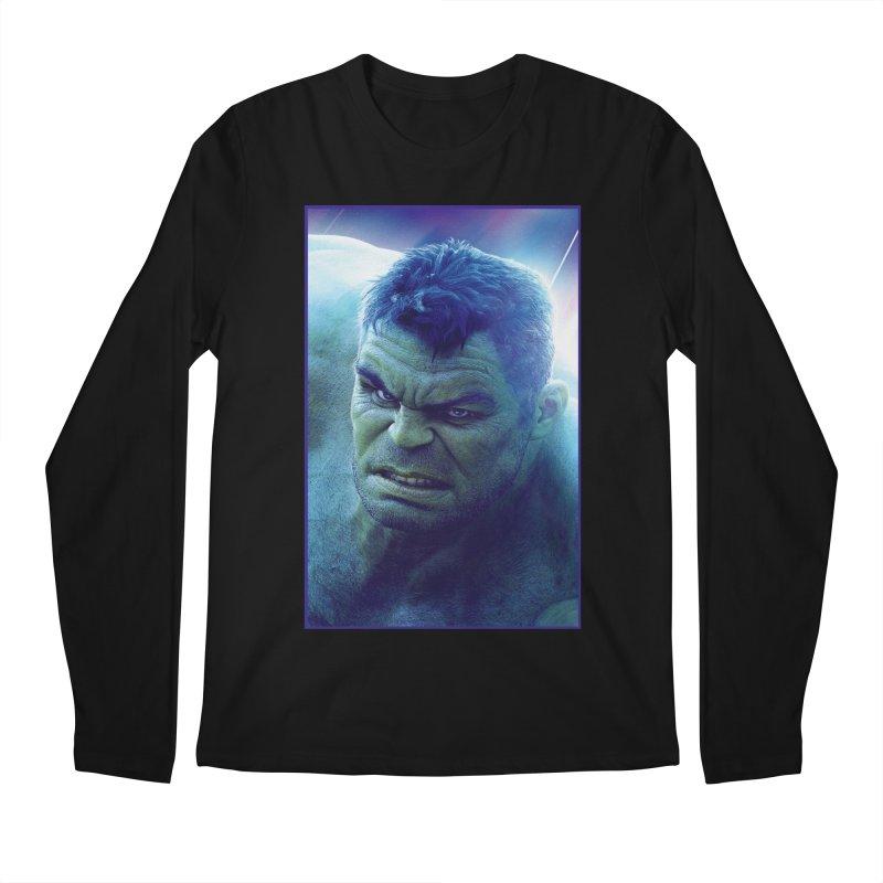Hulk Men's Regular Longsleeve T-Shirt by Evolution Comics INC