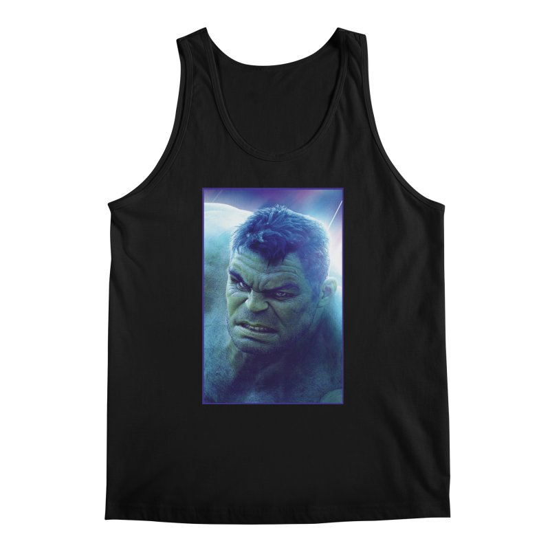 Hulk Men's Regular Tank by Evolution Comics INC