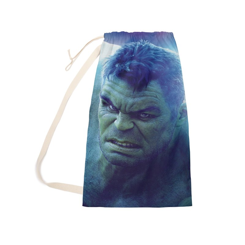 Hulk Accessories Laundry Bag Bag by Evolution Comics INC
