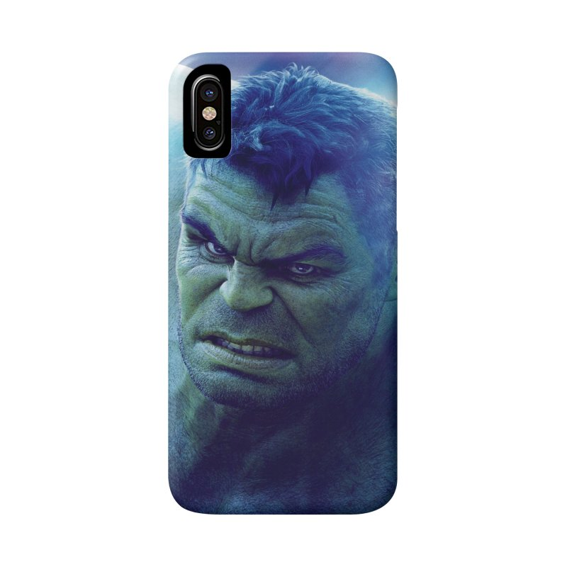 Hulk Accessories Phone Case by Evolution Comics INC