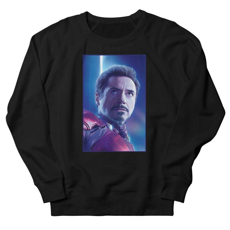 Iron Man - Tony Stark Men's Sweatshirt by Evolution Comics INC