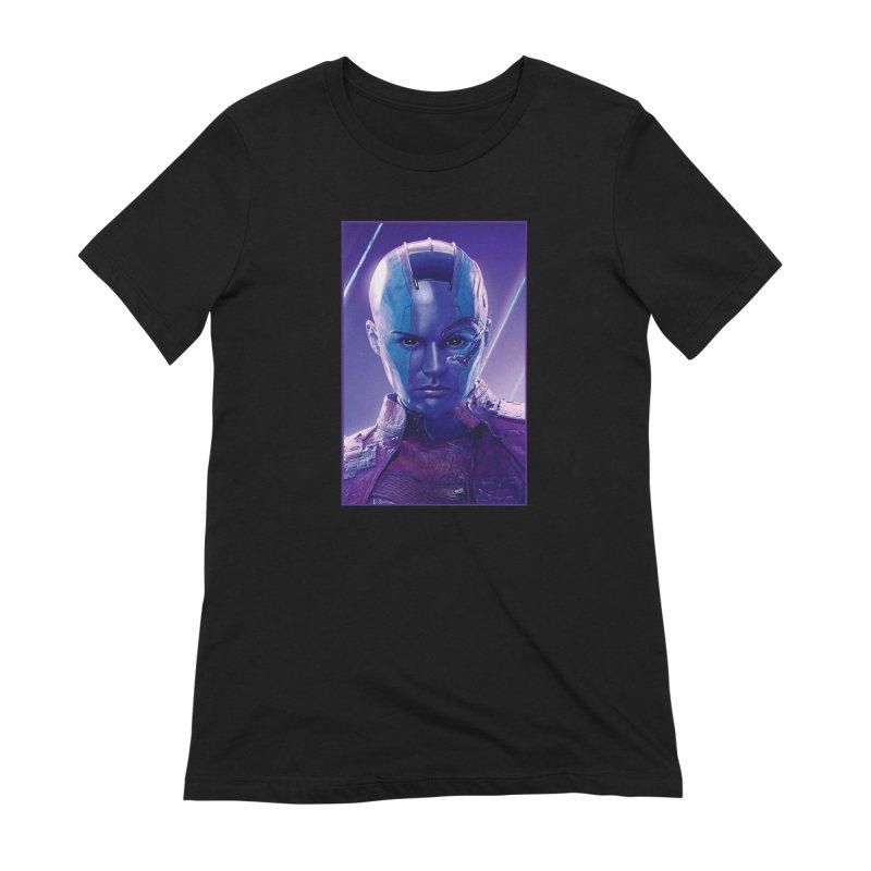 Nebula Women's T-Shirt by Evolution Comics INC