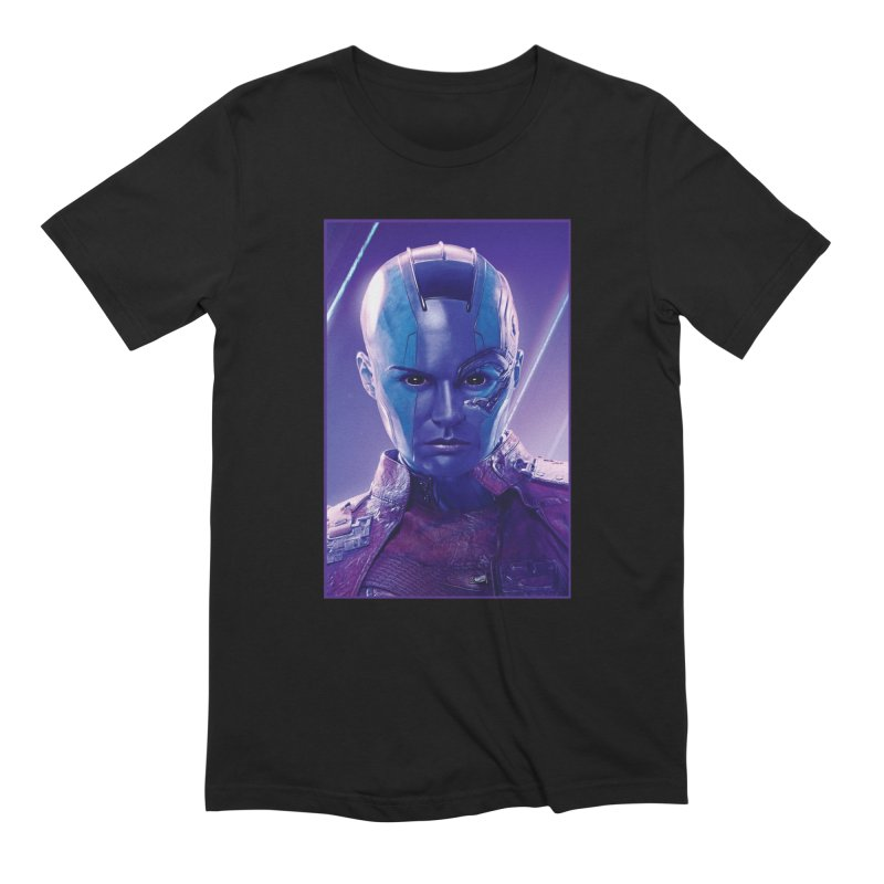 Nebula Men's T-Shirt by Evolution Comics INC