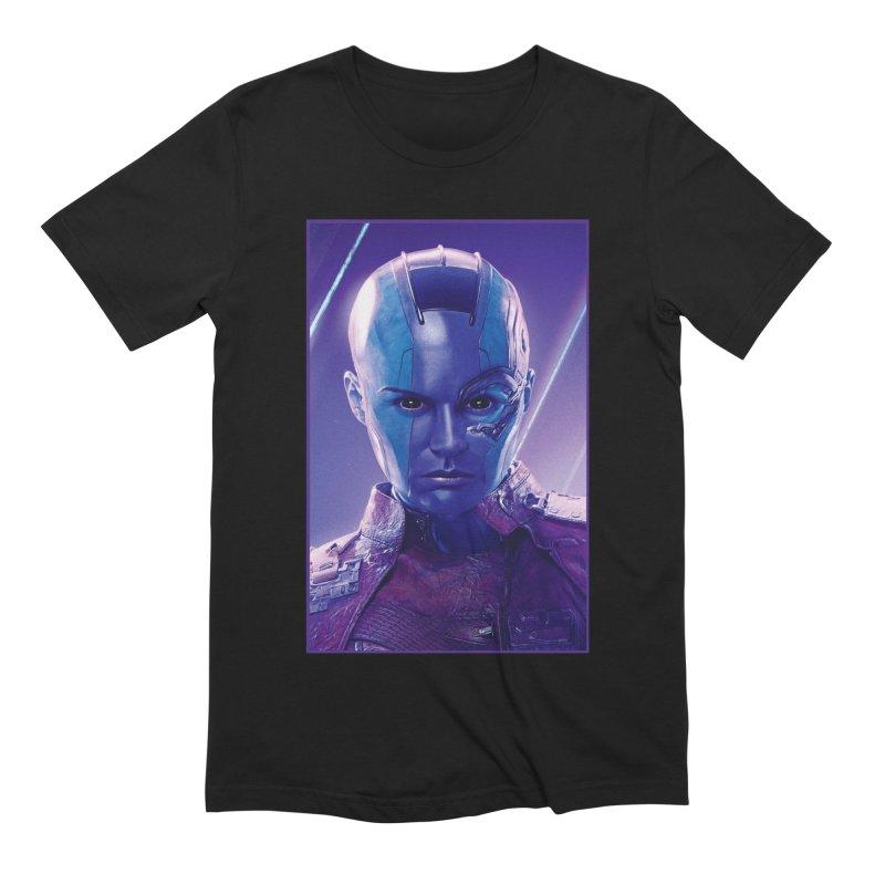 Nebula Men's Extra Soft T-Shirt by Evolution Comics INC