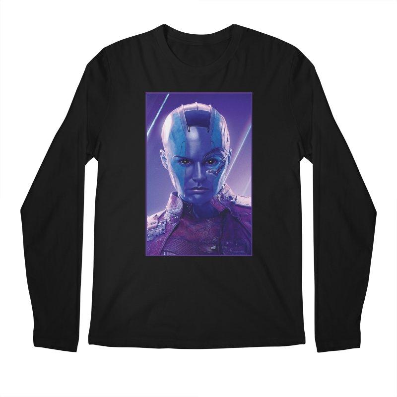 Nebula Men's Longsleeve T-Shirt by Evolution Comics INC