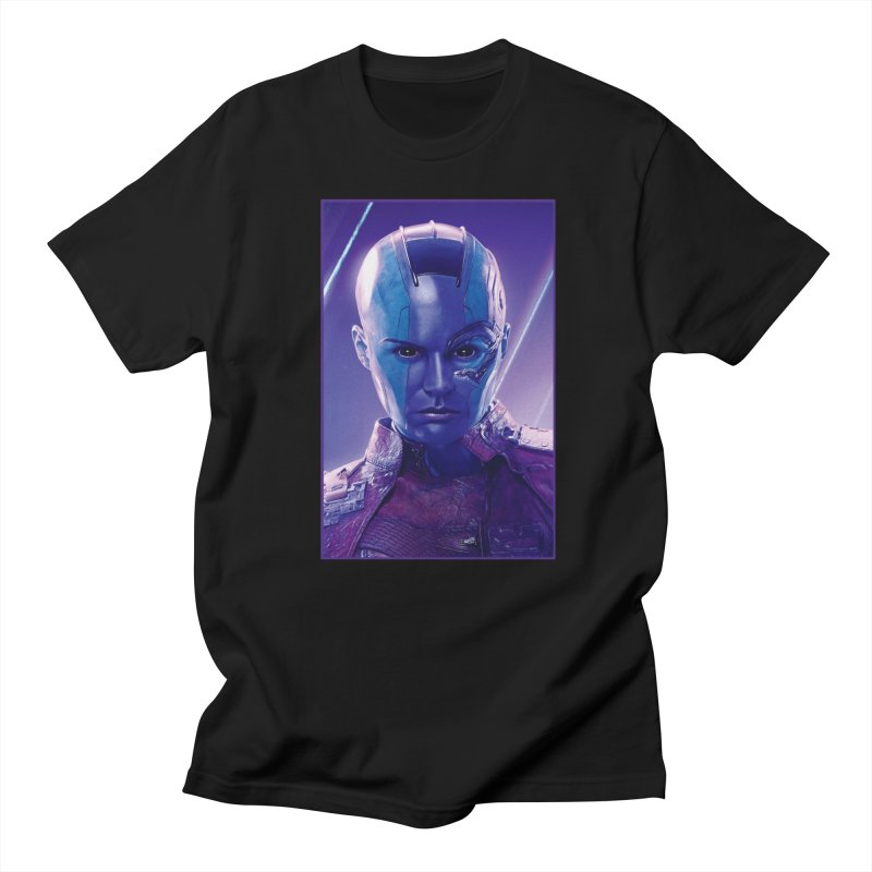 Nebula Women's T-Shirt by Evolution Comics INC
