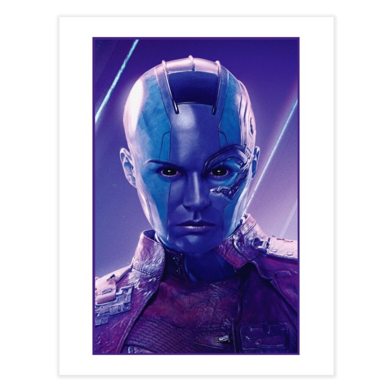 Nebula Home Fine Art Print by Evolution Comics INC