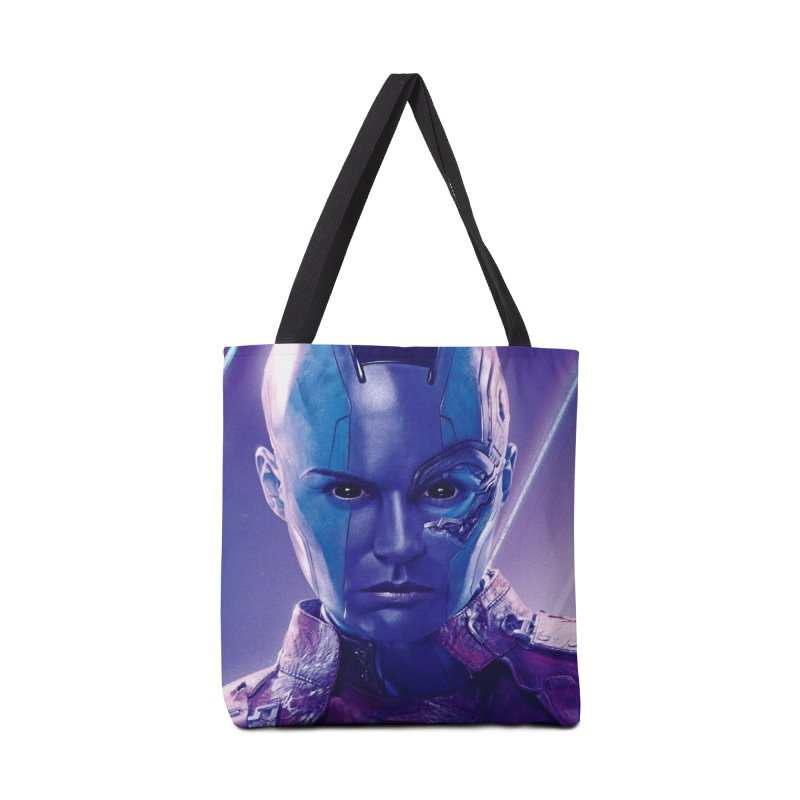 Nebula Accessories Tote Bag Bag by Evolution Comics INC
