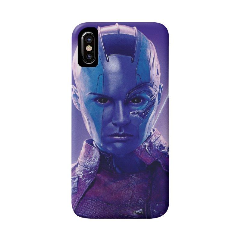 Nebula Accessories Phone Case by Evolution Comics INC