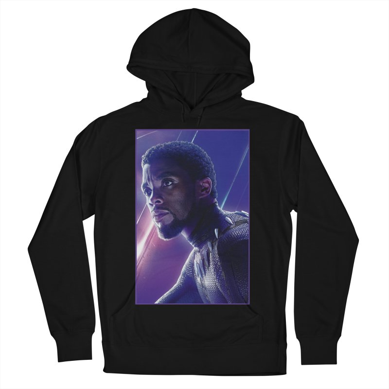 Black Panther - Infinity Endgame Men's French Terry Pullover Hoody by Evolution Comics INC